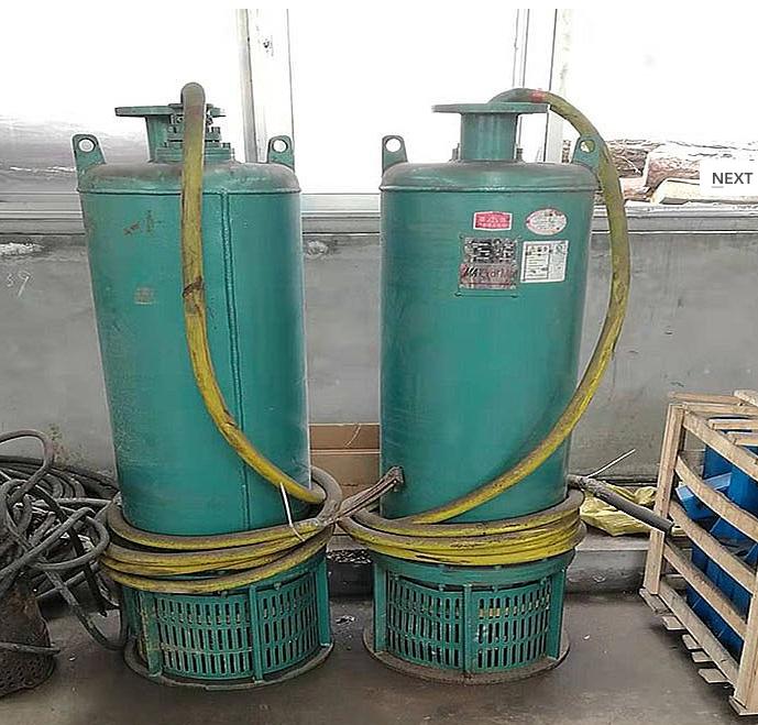 矿用隔爆型潜水排沙电泵